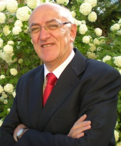 Il sindaco di Capracotta Antonio Monaco