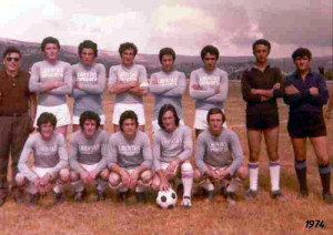 La squadra del 1974