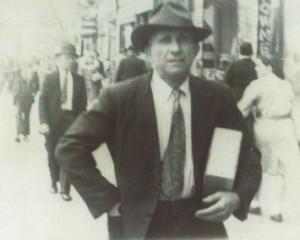 Nonno Giangregorio Mendozzi