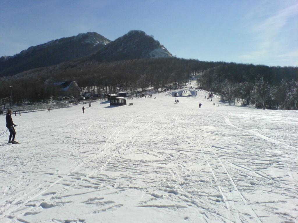 Piste di sci a Prato Gentile