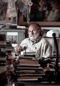 L'architetto Franco Valente