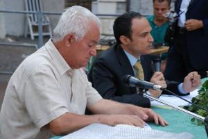 Domenico Di Nucci e Francesco Di Rienzo