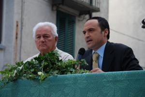 Francesco Di Rienzo apre i lavori della manifestazione
