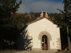 La chiesetta di santa Lucia