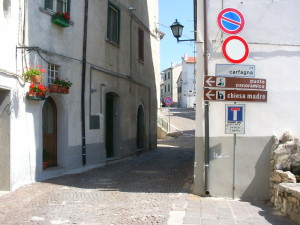 Via Calzella Carfagna