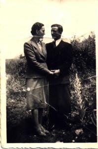 Carmine Di Nucci e la moglie Erminia