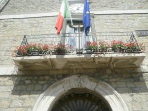 Il Municipio di Capracotta