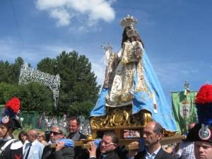 La Madonna di Loreto in processione