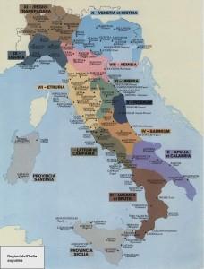 L'Italia al tempo di Augusto