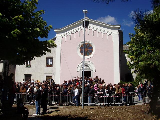 La chiesetta di santa Maria di Loreto