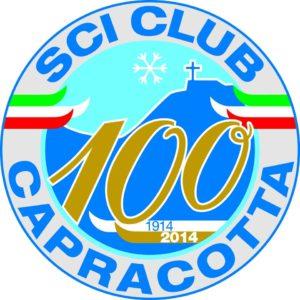 Lo stemma del centenario dello Sci Club