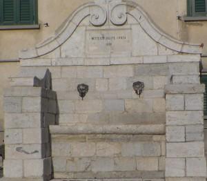 La fontana di San Giovanni