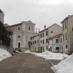 La Chiesa Madre di Capracotta