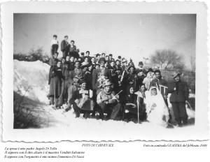 Foto Carnevale del 1949