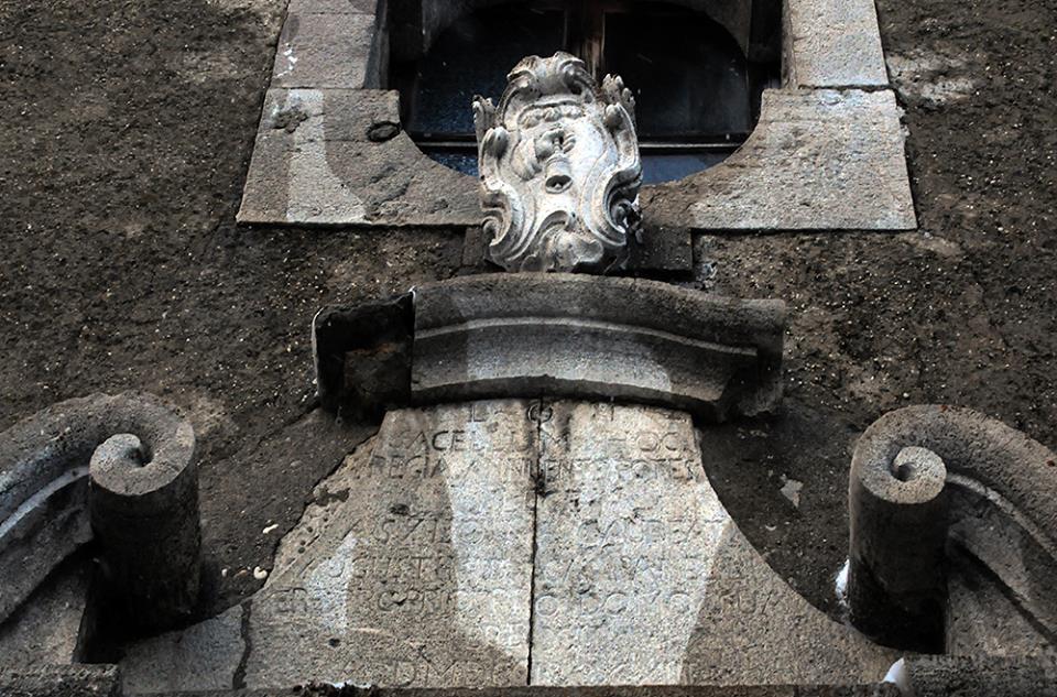 La cappella di San Vincenzo a Capracotta