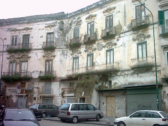 Palazzo Capracotta a Ercolano