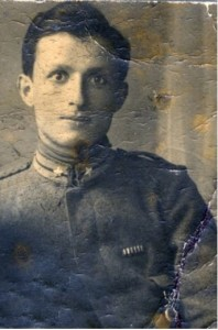 Sergente Francesco Di Nardo, 88° Rgt Fanteria Battaglia di Bligny