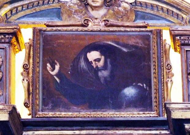 L'immagine di Dio nella chiesa della Madonna di Loreto a Capracotta