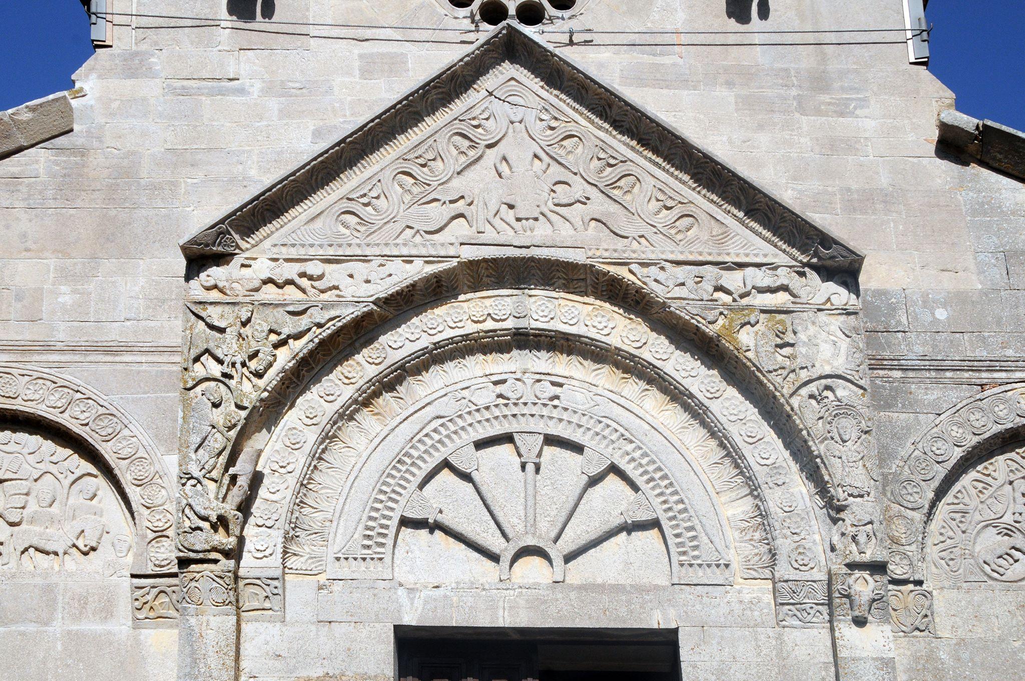 La chiesa longobarda di S. Maria della Strada a Matrice