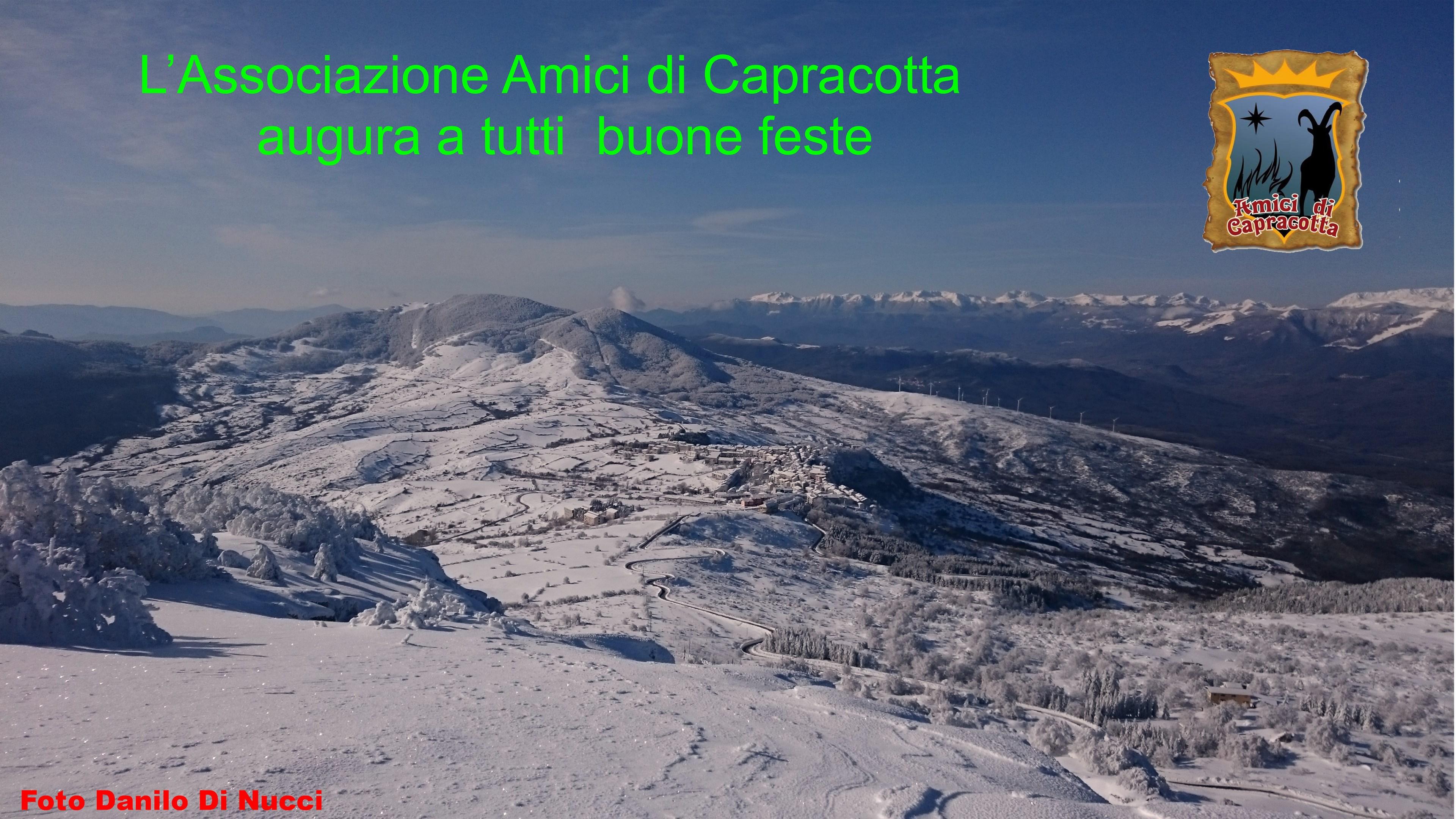 Capracotta da Monte Campo. Foto: Danilo Di Nucci