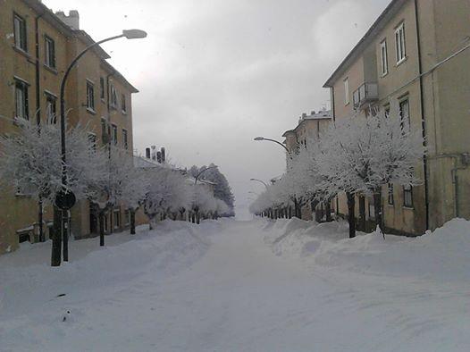 Via Santa Maria di Loreto. Foto: Paolo Conti