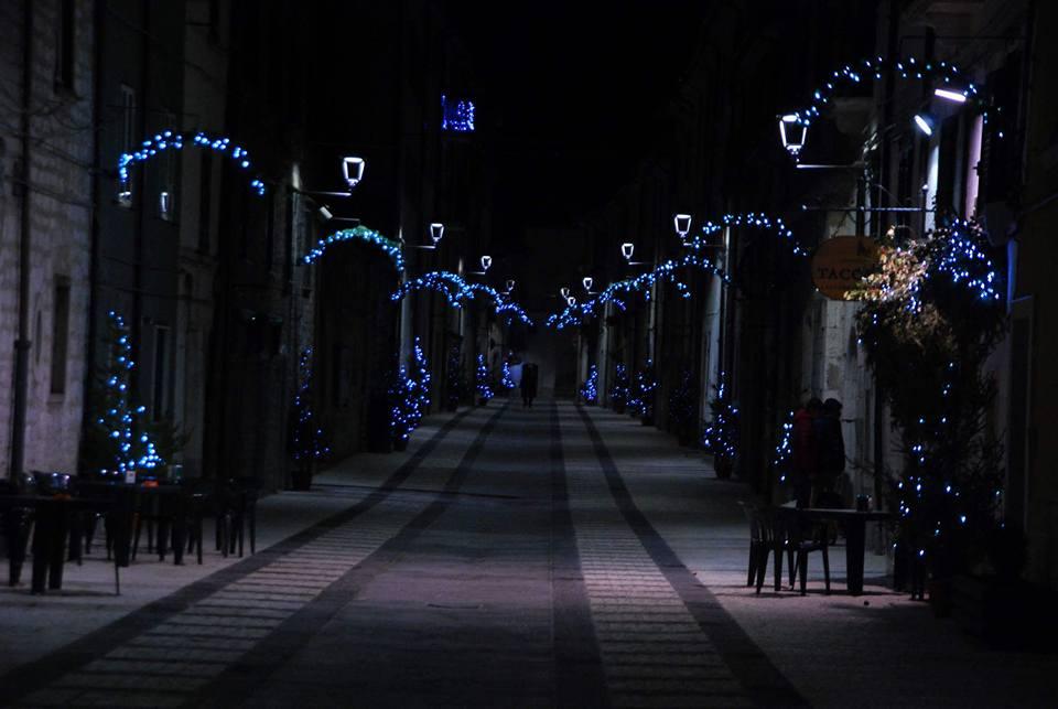 Corso Sant'Antonio, 24 dicembre 2016