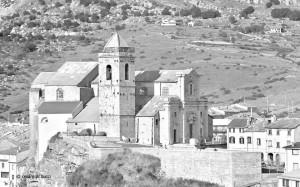 Cesare di Bucci, La Chiesa Madre dalla Villa (1979)