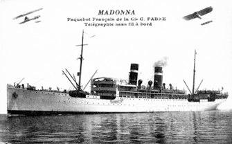La nave Madonna