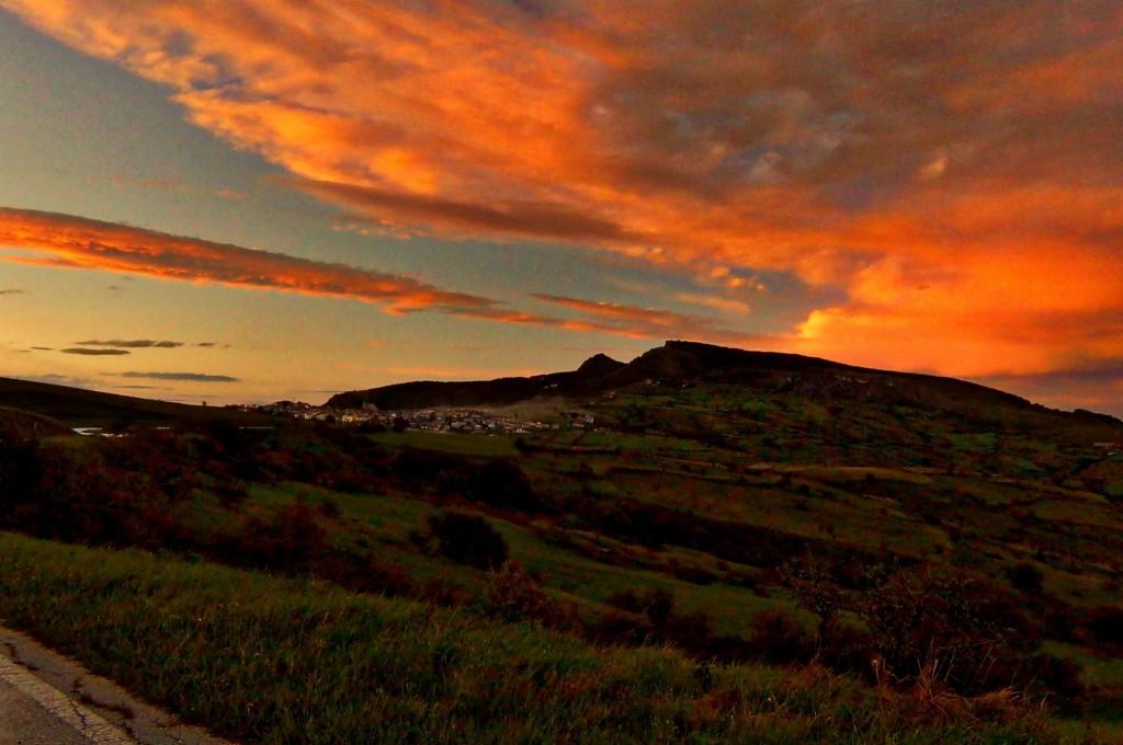 Panorama di Capracotta. Foto: Paolo Dell'Armi