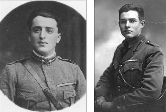 Beato Nicola Nerone e Ernest Hemingway