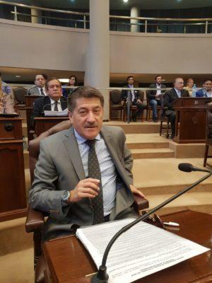 Il deputato Antonio Romano