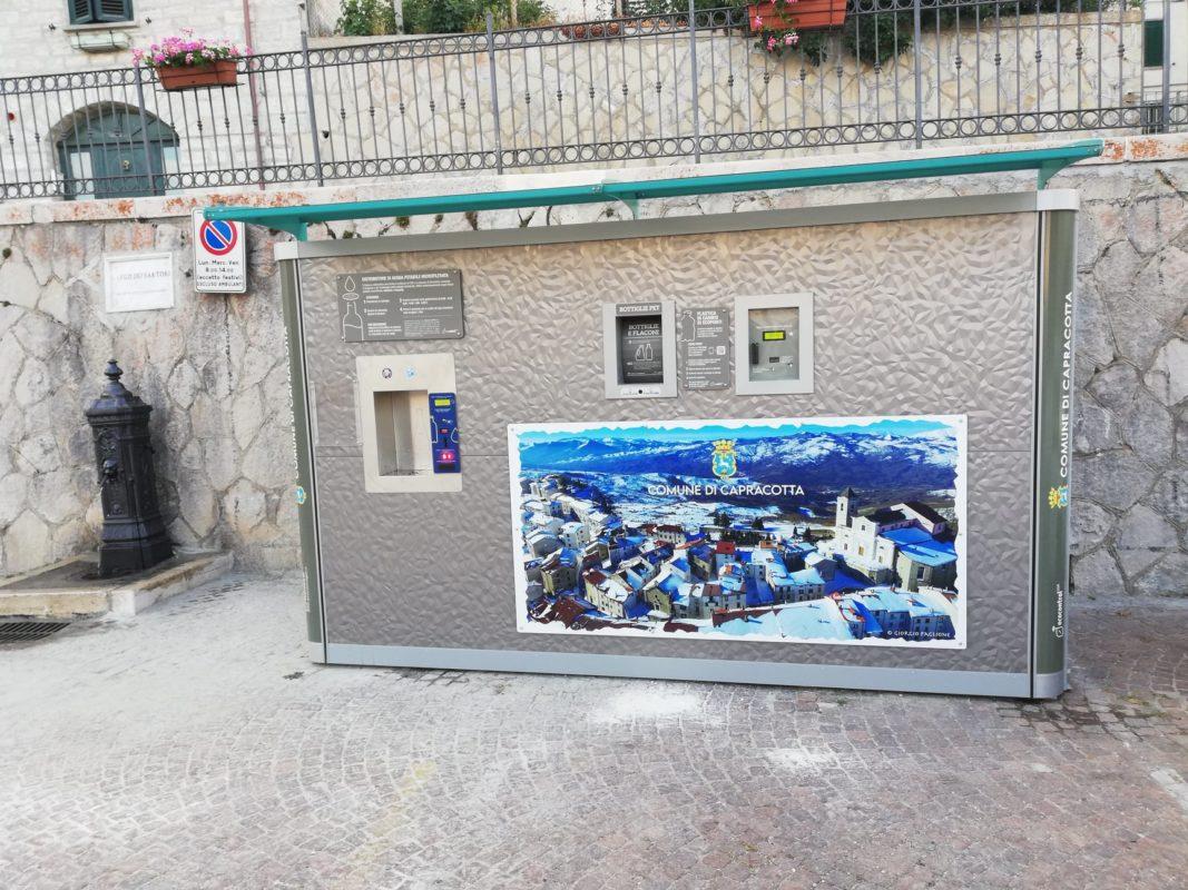 Casa fontana Capracotta
